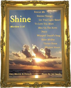 Shine Cd Baby cover